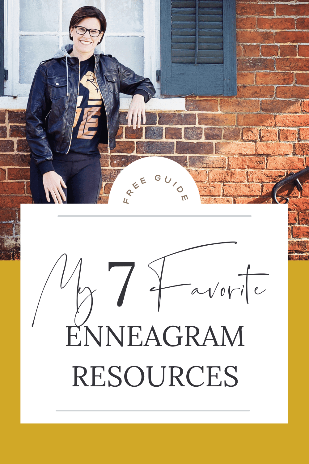 My 7 Favorite Enneagram Resources cover image