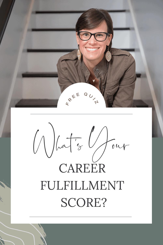 Career Fulfillment Score quiz image